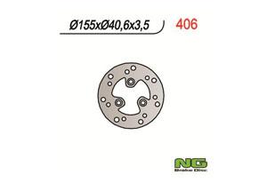 Disque de frein fixe LUDIX ONE/SNAKE/TREND