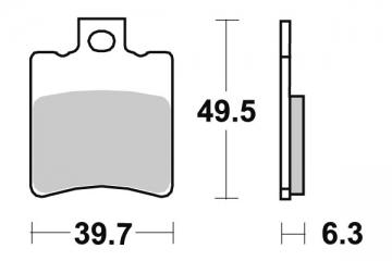 Plaquette Kyoto Semi-métal